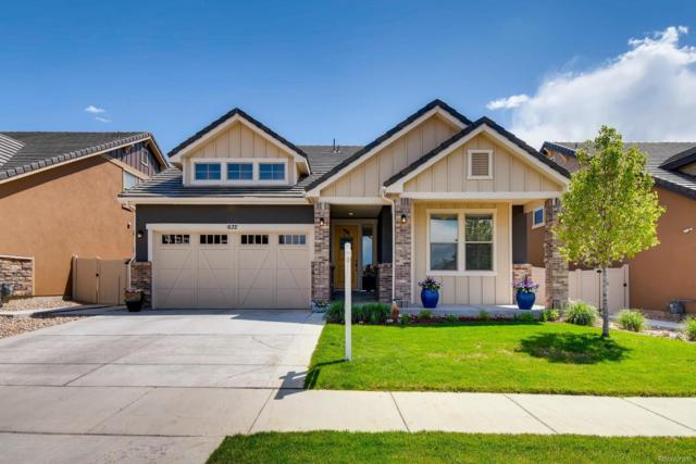 632 Indian Peaks Drive, Erie, CO 80516 (#1838933) :: The DeGrood Team