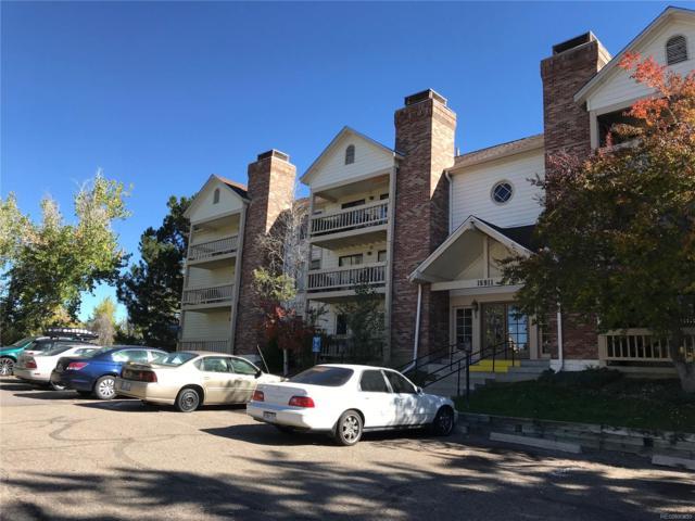 15911 E Dakota Place #101, Aurora, CO 80017 (#1839058) :: The Peak Properties Group