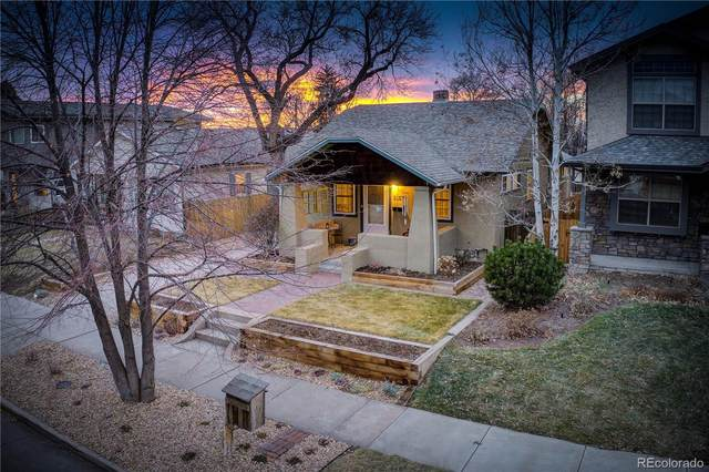 2157 S Clarkson Street, Denver, CO 80210 (#1839111) :: The HomeSmiths Team - Keller Williams