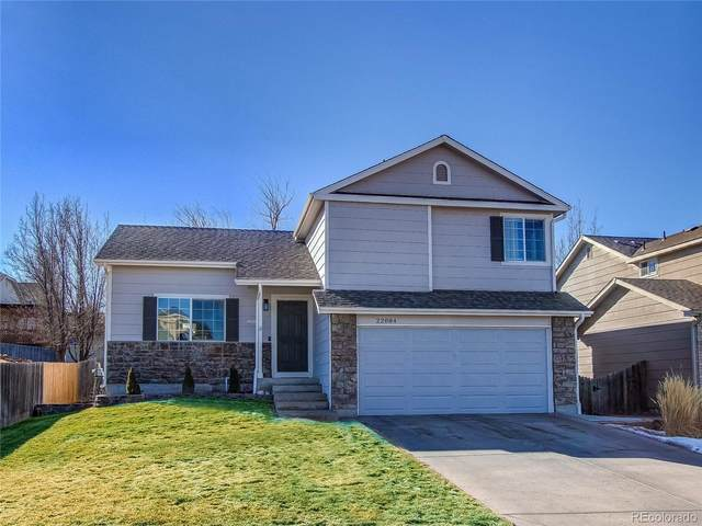 22084 Day Star Drive, Parker, CO 80138 (#1839211) :: The Dixon Group