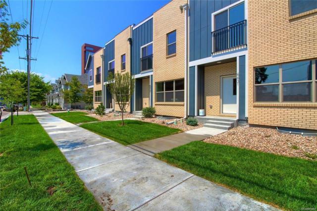 4431 E Jewell Avenue, Denver, CO 80222 (MLS #1839287) :: 8z Real Estate