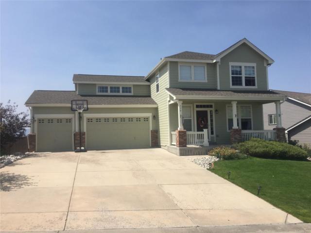 776 Eaglestone Drive, Castle Rock, CO 80104 (#1839772) :: House Hunters Colorado