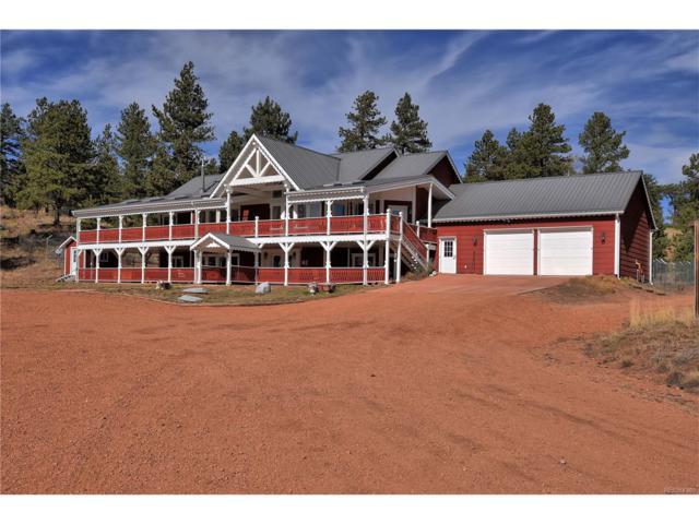577 Pikes Peak Drive, Divide, CO 80814 (MLS #1839890) :: 8z Real Estate