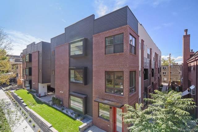 19 S Ogden Street, Denver, CO 80209 (MLS #1840082) :: 8z Real Estate