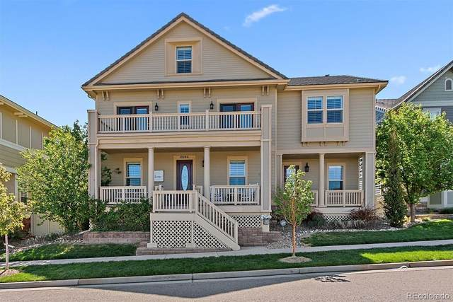 10286 Greentrail Circle, Lone Tree, CO 80124 (#1840217) :: The HomeSmiths Team - Keller Williams