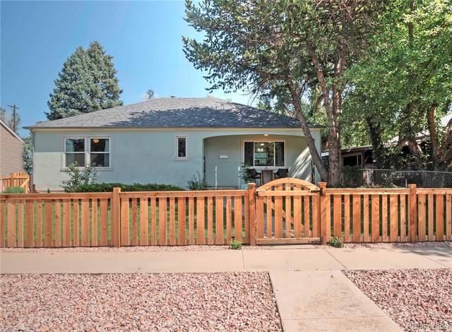 820 E La Salle Street, Colorado Springs, CO 80907 (MLS #1840404) :: 8z Real Estate