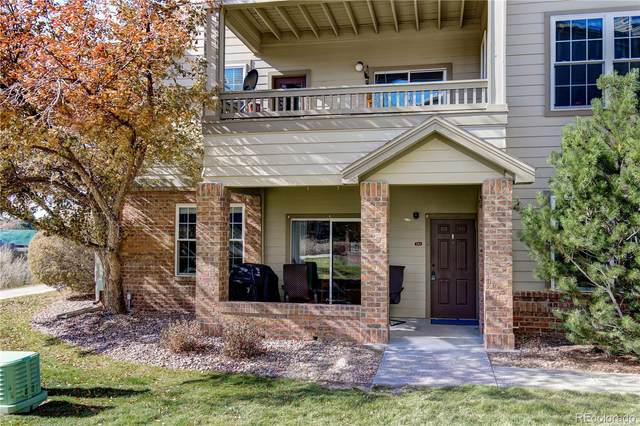 12812 Ironstone Way #103, Parker, CO 80134 (#1840691) :: The DeGrood Team