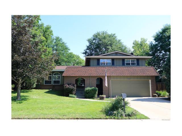 6425 W Leawood Drive, Littleton, CO 80123 (MLS #1840890) :: 8z Real Estate