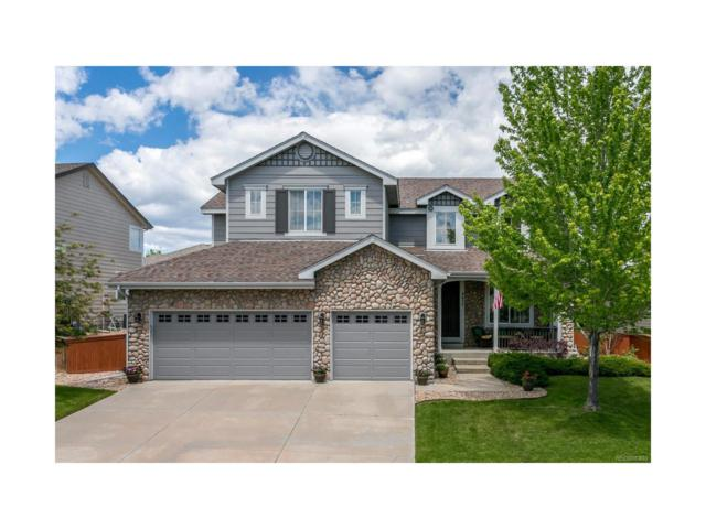 9055 W Freiburg Place, Littleton, CO 80127 (#1841102) :: The Peak Properties Group
