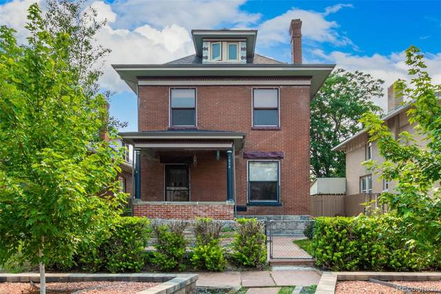 1048 Mariposa Street, Denver, CO 80204 (#1841213) :: The Colorado Foothills Team | Berkshire Hathaway Elevated Living Real Estate