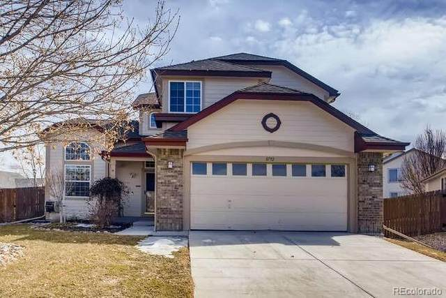 8792 Troon Village Place, Lone Tree, CO 80124 (#1841218) :: The Griffith Home Team
