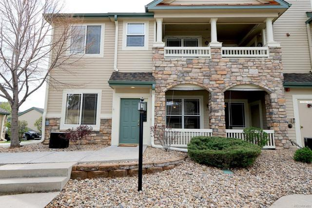 8369 S Independence Circle #107, Littleton, CO 80128 (MLS #1841323) :: 8z Real Estate