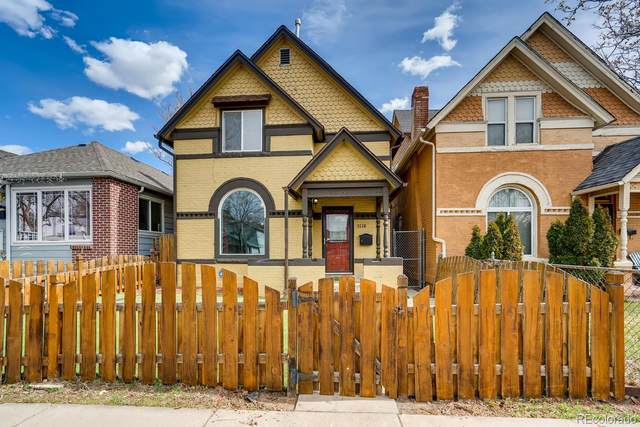 3738 N Lafayette Street, Denver, CO 80205 (MLS #1841488) :: 8z Real Estate