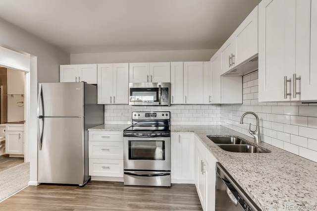 232 S Brentwood Street #304, Lakewood, CO 80226 (#1841500) :: The DeGrood Team