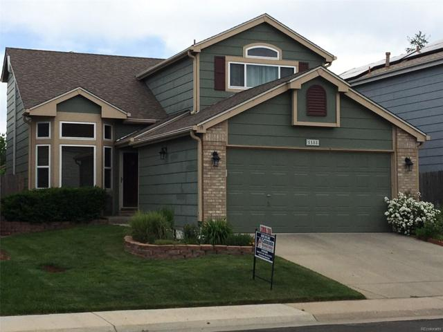 5588 W 115th Drive, Westminster, CO 80020 (#1841533) :: The Griffith Home Team