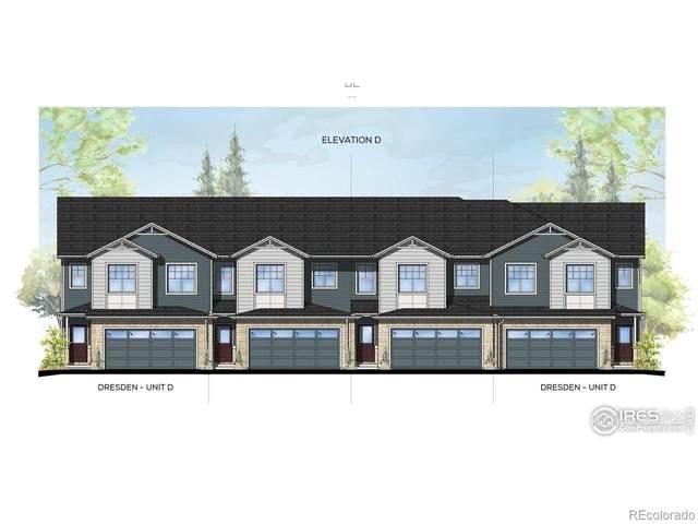 456 Whisper Wind Lane #105, Castle Rock, CO 80104 (MLS #1841993) :: 8z Real Estate