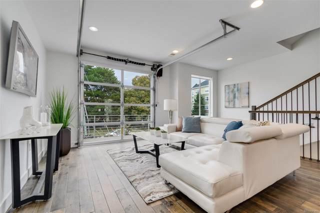 155 S Harrison Street, Denver, CO 80209 (#1842327) :: Mile High Luxury Real Estate