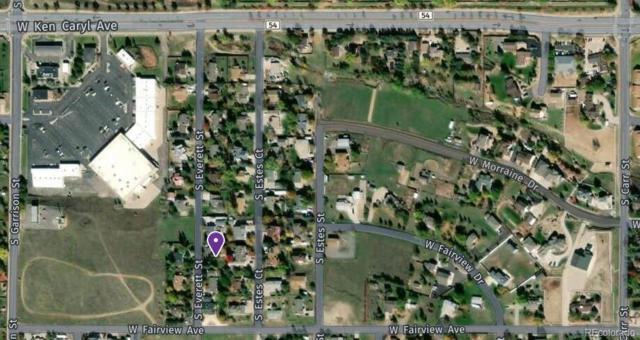 7654 S Everett Street, Littleton, CO 80128 (#1842385) :: The HomeSmiths Team - Keller Williams