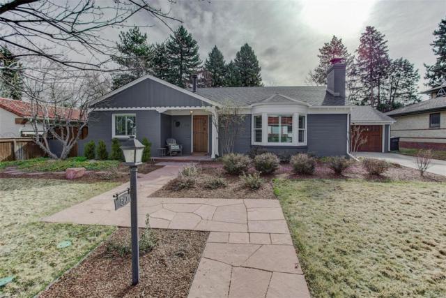 510 Holly Street, Denver, CO 80220 (#1842721) :: The Peak Properties Group