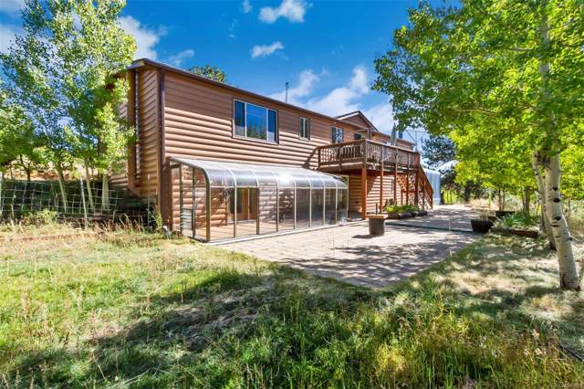 481 Elk Creek Drive, Bailey, CO 80421 (#1842864) :: The DeGrood Team