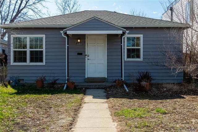 2419 S Williams Street, Denver, CO 80210 (#1842894) :: Venterra Real Estate LLC