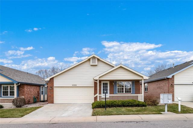 2396 Lawson Drive, Loveland, CO 80538 (#1843327) :: The Griffith Home Team