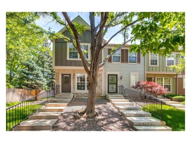 8220 S Fillmore Way, Centennial, CO 80122 (MLS #1843354) :: 8z Real Estate
