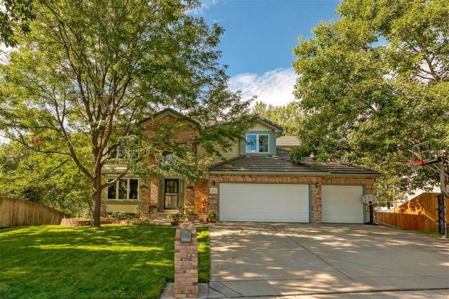 12106 W 75th Lane, Arvada, CO 80005 (#1843689) :: The DeGrood Team