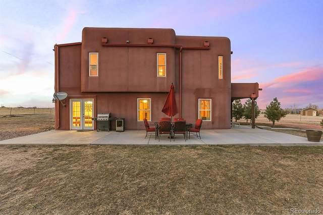 4145 Los Ranchitos Drive, Peyton, CO 80831 (MLS #1843744) :: 8z Real Estate
