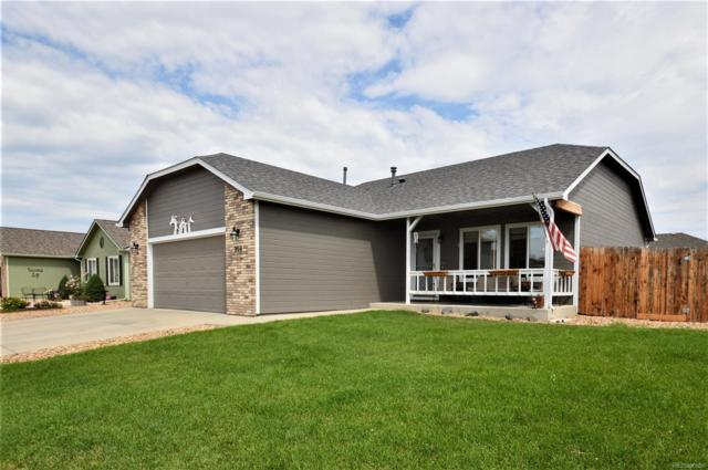 308 Disc Lane, Platteville, CO 80651 (#1844134) :: The City and Mountains Group