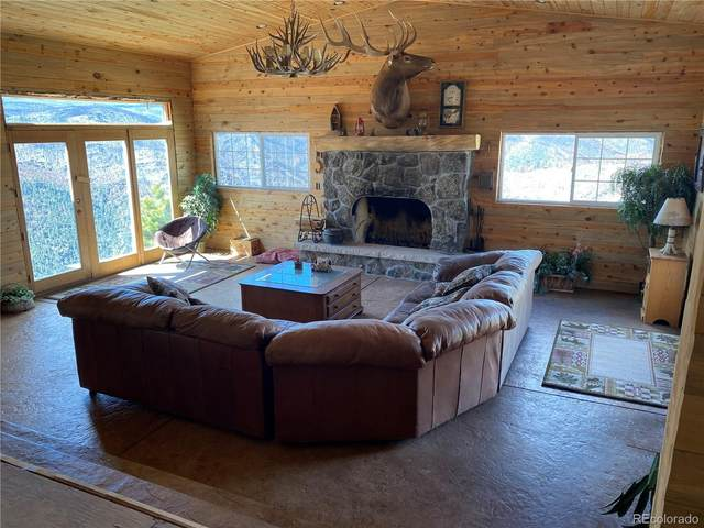 2507 Spencer Mountain Road, Bellvue, CO 80512 (#1844201) :: The DeGrood Team