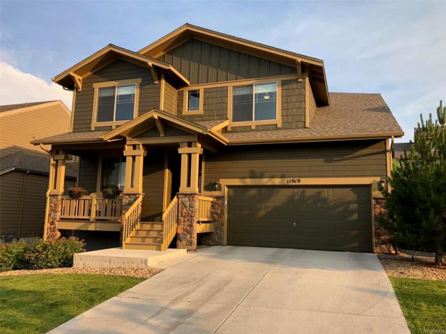 11919 S Meander Way, Parker, CO 80138 (#1844480) :: James Crocker Team