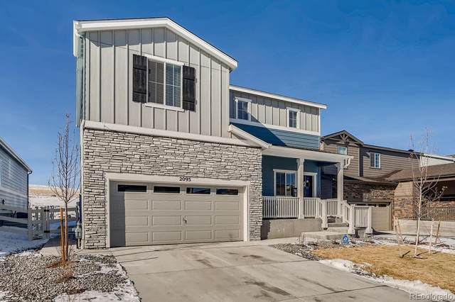 2095 Villageview Lane, Castle Rock, CO 80104 (#1844496) :: The Dixon Group
