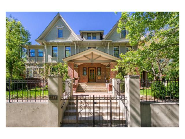 1433 E 7th Avenue, Denver, CO 80218 (MLS #1844584) :: 8z Real Estate