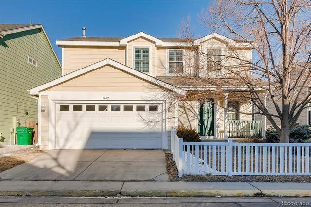 1242 S Boston Court, Denver, CO 80247 (#1845357) :: Compass Colorado Realty