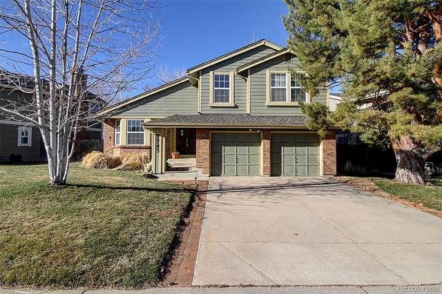 7743 S Nevada Drive, Littleton, CO 80120 (#1845428) :: The Griffith Home Team