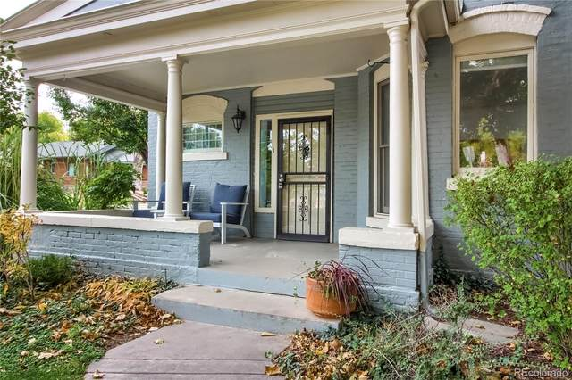 101 S Downing Street #1, Denver, CO 80209 (#1845565) :: Peak Properties Group