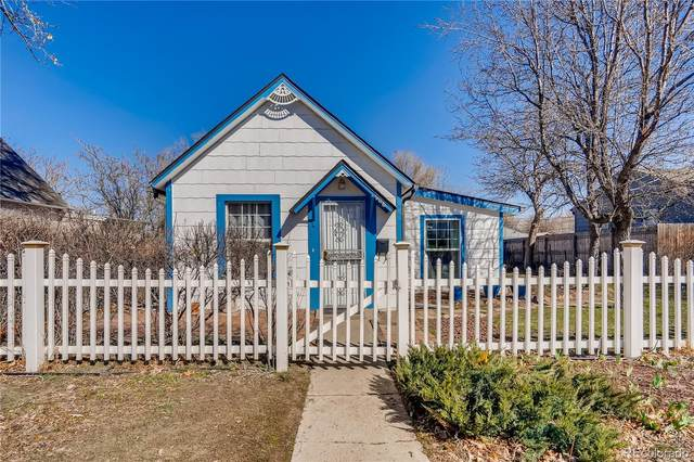 968 King Street, Denver, CO 80204 (MLS #1845695) :: The Sam Biller Home Team