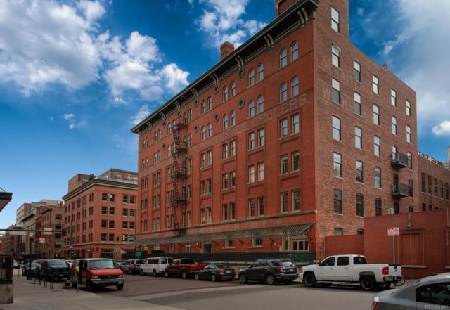 1450 Wynkoop Street 2A, Denver, CO 80202 (#1846198) :: The Heyl Group at Keller Williams