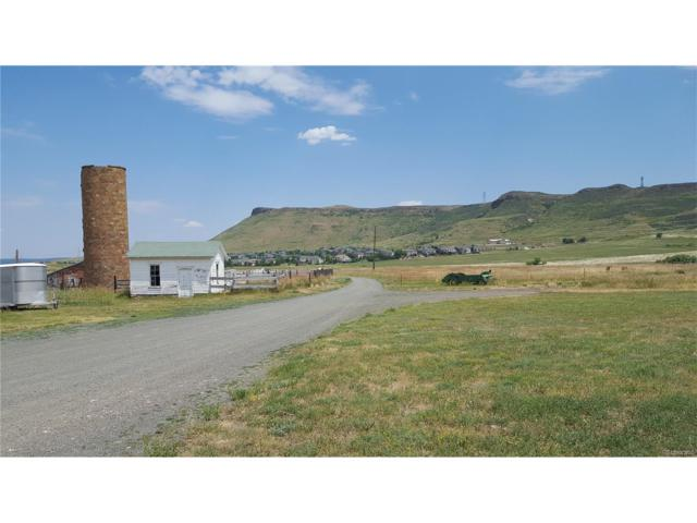 5399 Highway 93 Highway, Golden, CO 80403 (MLS #1846249) :: 8z Real Estate