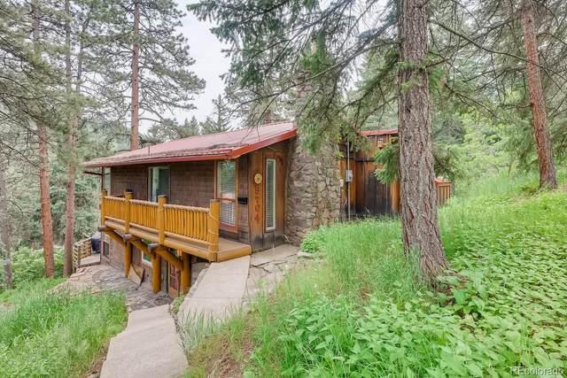 5704 Santa Clara Road, Indian Hills, CO 80454 (#1846891) :: Venterra Real Estate LLC