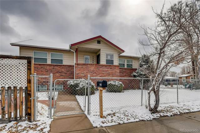 2290 S Vallejo Street, Englewood, CO 80110 (#1847201) :: Bring Home Denver with Keller Williams Downtown Realty LLC