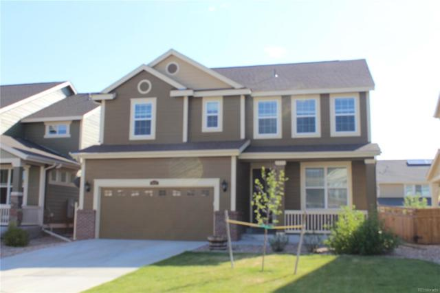 3021 Leafdale Drive, Castle Rock, CO 80109 (#1847378) :: The HomeSmiths Team - Keller Williams