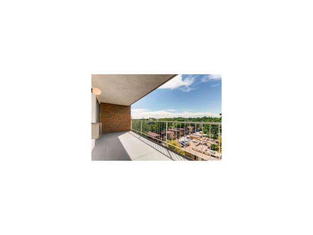 4801 E 9th Avenue 704S, Denver, CO 80220 (MLS #1847573) :: 8z Real Estate