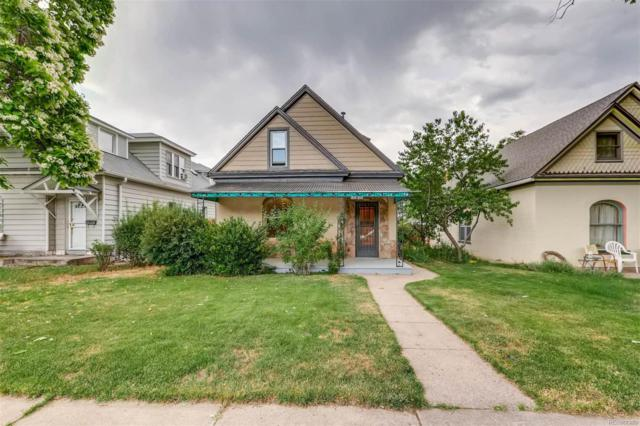 3338 Meade Street, Denver, CO 80211 (#1847750) :: 5281 Exclusive Homes Realty