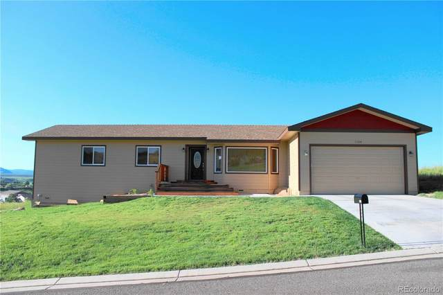 1104 Jeanette Circle, Meeker, CO 81641 (#1847774) :: Venterra Real Estate LLC