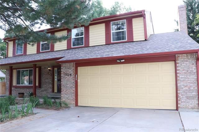 1449 S Laredo Street, Aurora, CO 80017 (MLS #1847834) :: 8z Real Estate