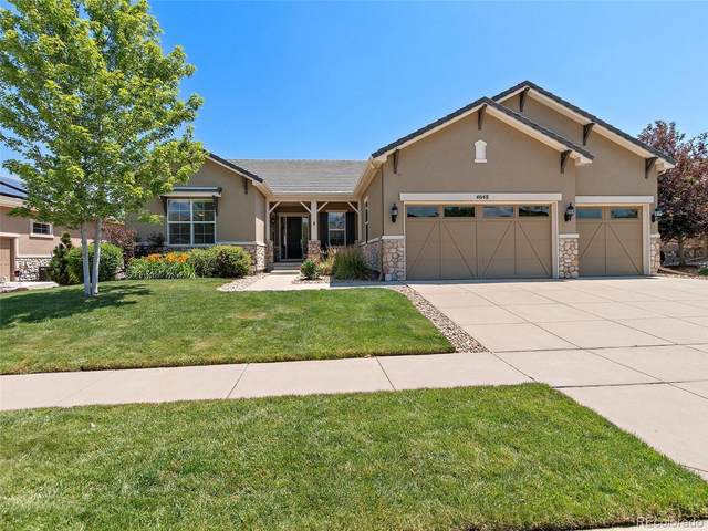 4648 Belford Circle, Broomfield, CO 80023 (MLS #1847870) :: 8z Real Estate