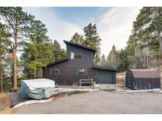 8515 S Doubleheader Ranch Road, Morrison, CO 80465 (#1847964) :: The Sold By Simmons Team