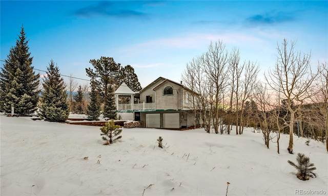 210 Sunset Drive, Bailey, CO 80421 (#1848177) :: Colorado Home Finder Realty
